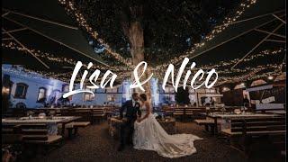 Hochzeitsvideo / Lisa & Nico / Hofgut Lilienhof