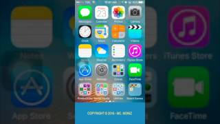 How to enable 4G on iPhone 5C