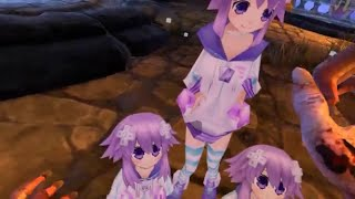 VRChat Moments - Nep chase: Virtual Reality