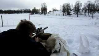 target practice with a supressed cz 455 thumbhole varmint in 17hmr