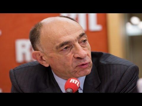 Jean-Marc Janaillac, le PDG d
