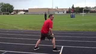 Provincial Summer Games - Athletics Relay