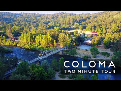 Coloma, CA | Two Minute Tour