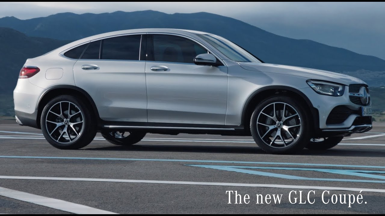 2020 Mercedes Glc Coupe Interior Exterior And Drive Youtube