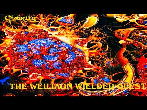 Caducity - The Weiliaon Wielder Quest [Full-length Album] 1995