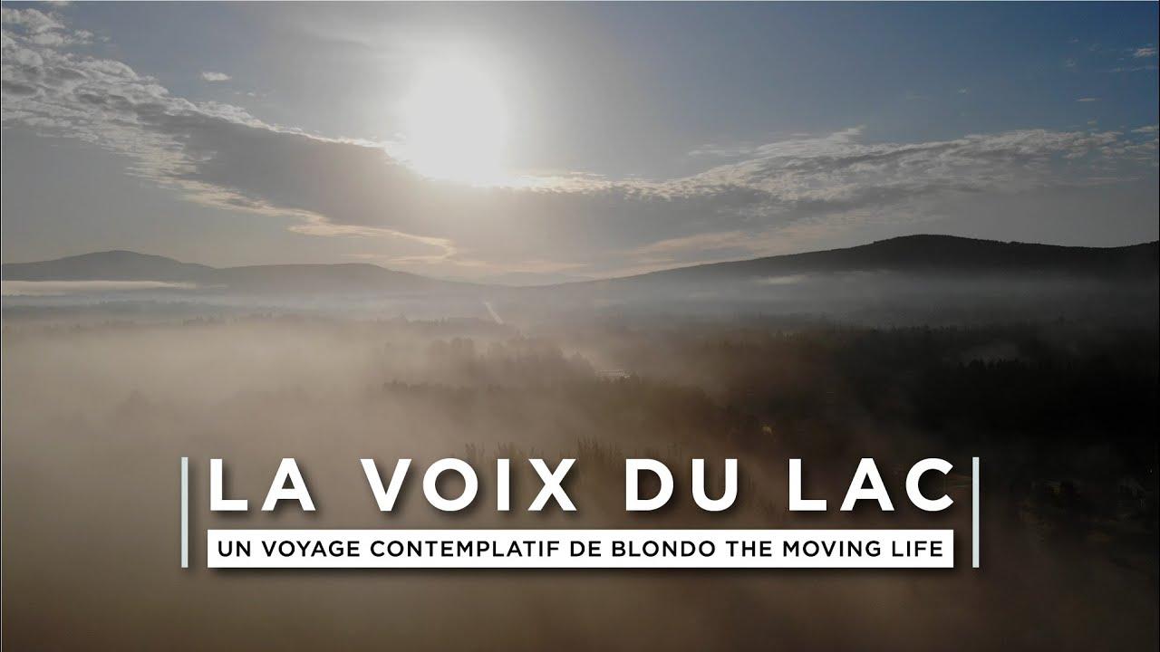 """""""LA VOIX DU LAC."""" - 🙏🍂 Voyage contemplatif au Québec. Canada."""