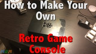 How To Make Your Own Retro Game Console (with Raspberry Pi 3)