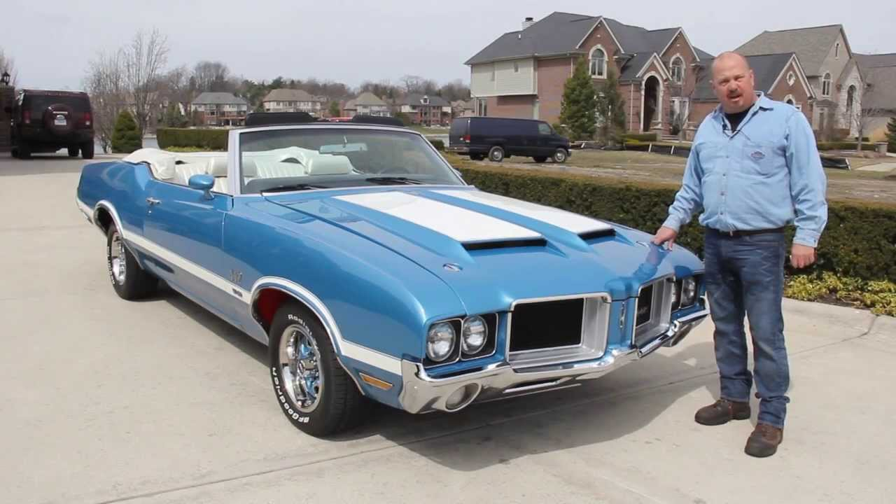 Amazing Restored 1971 Oldsmobile 442 for Sale