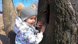 Preview: Fun Outdoor Playground | Трейлер: Кто там в дупле?!