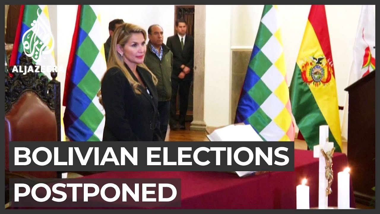 Bolivian Elections Postponed Vote Delayed As Infections Rise Youtube