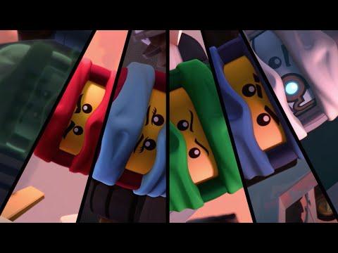 Day of the Departed - LEGO Ninjago - SDCC Panel Sneak Peeks