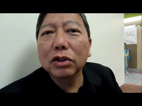 English Interview with Lee Cheuk-yan (李卓人), Alliance Chair & HK LegCo member in Calgary