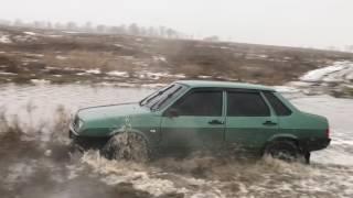 видео ВАЗ 99