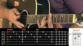 Você Não Sabe o Que É Amor - Luan Santana (aula de violão completa)