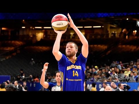 Scott Wood Advances to Finals of NBA D-League Three-Point Contest