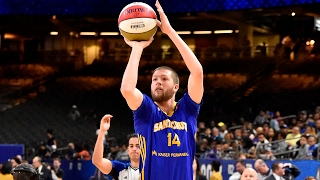 Scott Wood Advances to Finals of NBA D-League Three-Point Contest