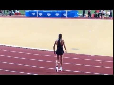 Tamberi record italiano di salto in alto 2.39 mt