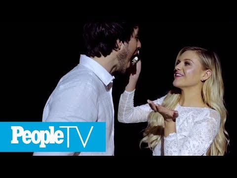 Kelsea Ballerini And Morgan Evans' South-Of-The-Border Wedding | PeopleTV | Entertainment Weekly