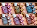 Color Club Halo Crush Collection | Live Application Review