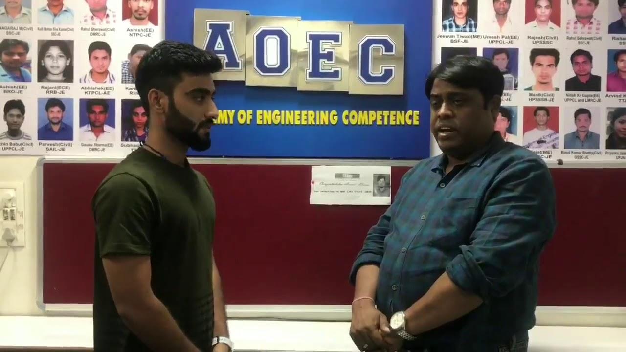 AOEC-Career with us,Diploma Level JE Jobs,Govt Jobs for Diploma