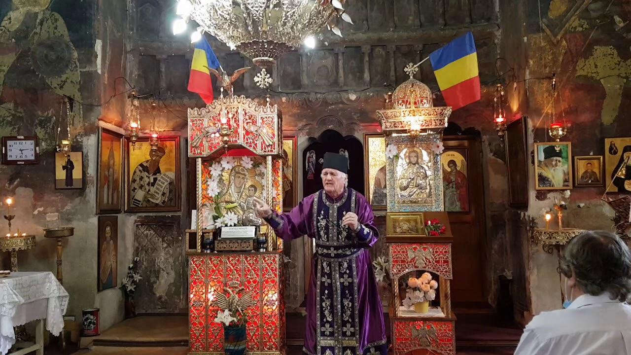 Preot Vasile Spătaru – Predica de pe 14 septembrie 2020