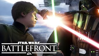 Star Wars Battlefront - Атака Шагоходов
