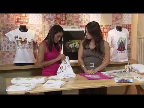 Vida Melhor - Artesanato: Customização de Camiseta