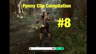 Star Wars Battlefront Funny Clip Compilation #8: Seagulls, Stop it Now!