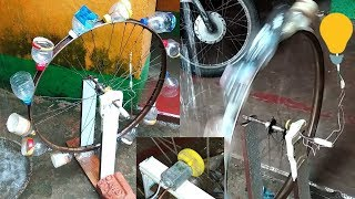 || How To Generate Electricity From Water Flow || Hydropower ||