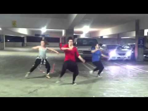 Miss You by Aaliyah - dance cover