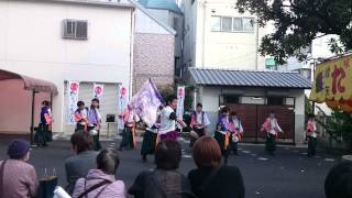 葉月-HAZUKI-2014 大雲寺前演舞