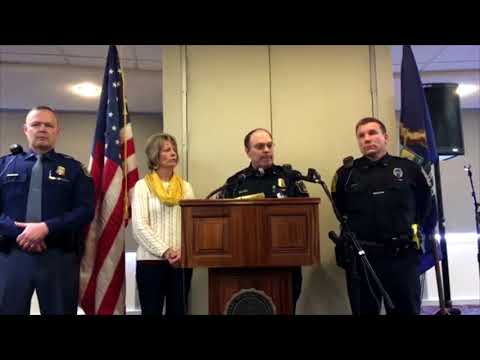 Central Michigan University shooting press conference