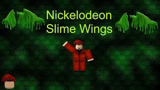 [Expired] Roblox Tutorial: How To Get The Nickelodeon Slime Wings