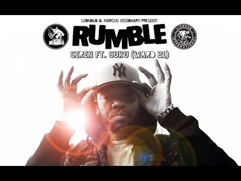 Rumble - Siren Ft. Suku Ward - Siren (Official Video) - Liondub International