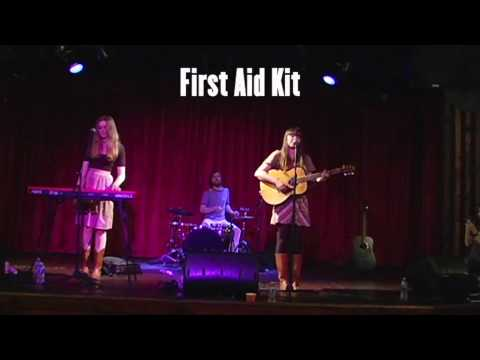 Soundcheck: First Aid Kit -