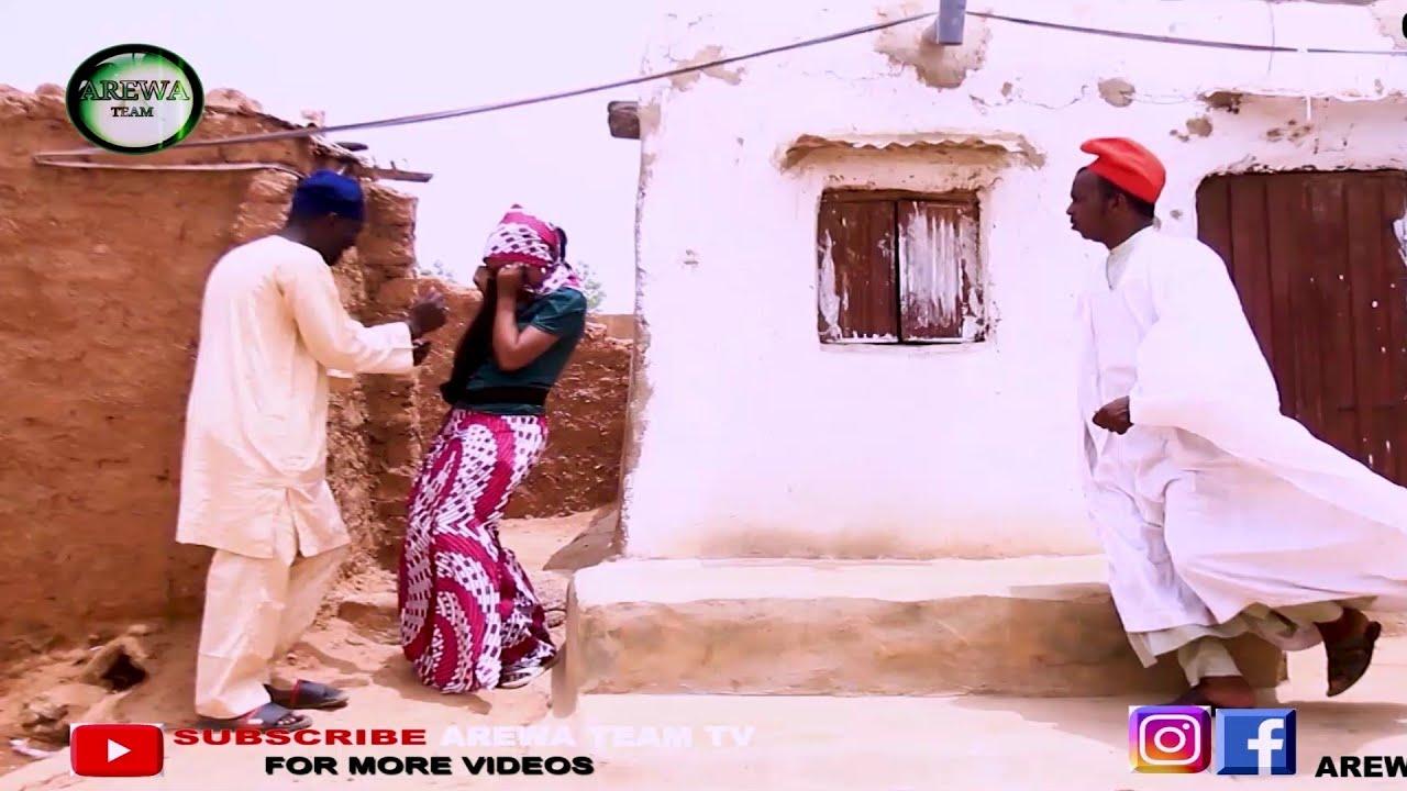 Download Innalillahi Kalli Yadda Ake Zance ( A Gidan Bosho ) Musha Dariya Dole 2021 Video Arewa Team