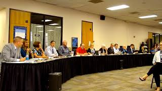 Fox C-6 Board Meeting August 7, 2018