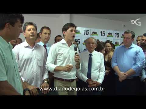 PMDB é quem tem a legitimidade da oposição em Goiás, diz Daniel Vilela