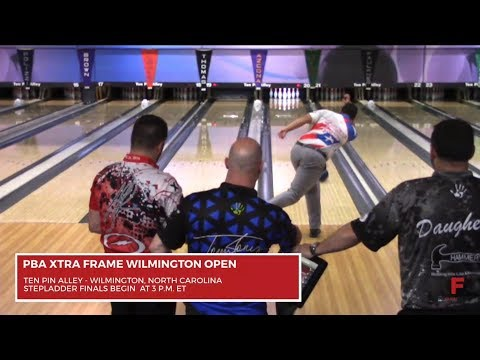 2018 PBA Xtra Frame Wilmington Open Stepladder Finals