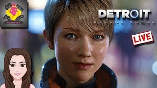 🔥Detroit Become Human LIVE STREAM | Detroit Become Human - THE END?? 🔥TheGebs24