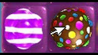Candy Crush Soda Saga LEVEL 435 ★STAR No booster )