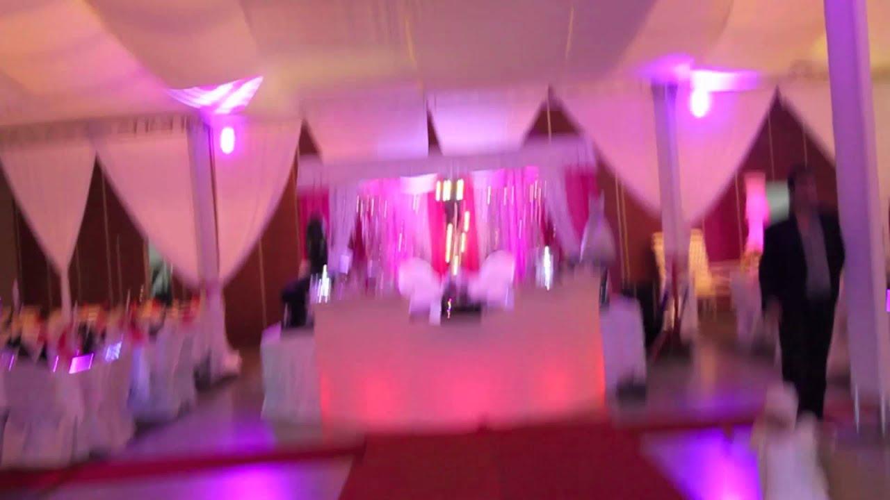 decoration mariage turc