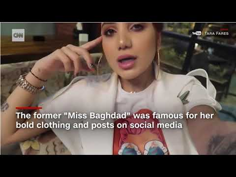 Iraq: Social Media Star, A Former 'Miss Baghdad,' Shot Dead