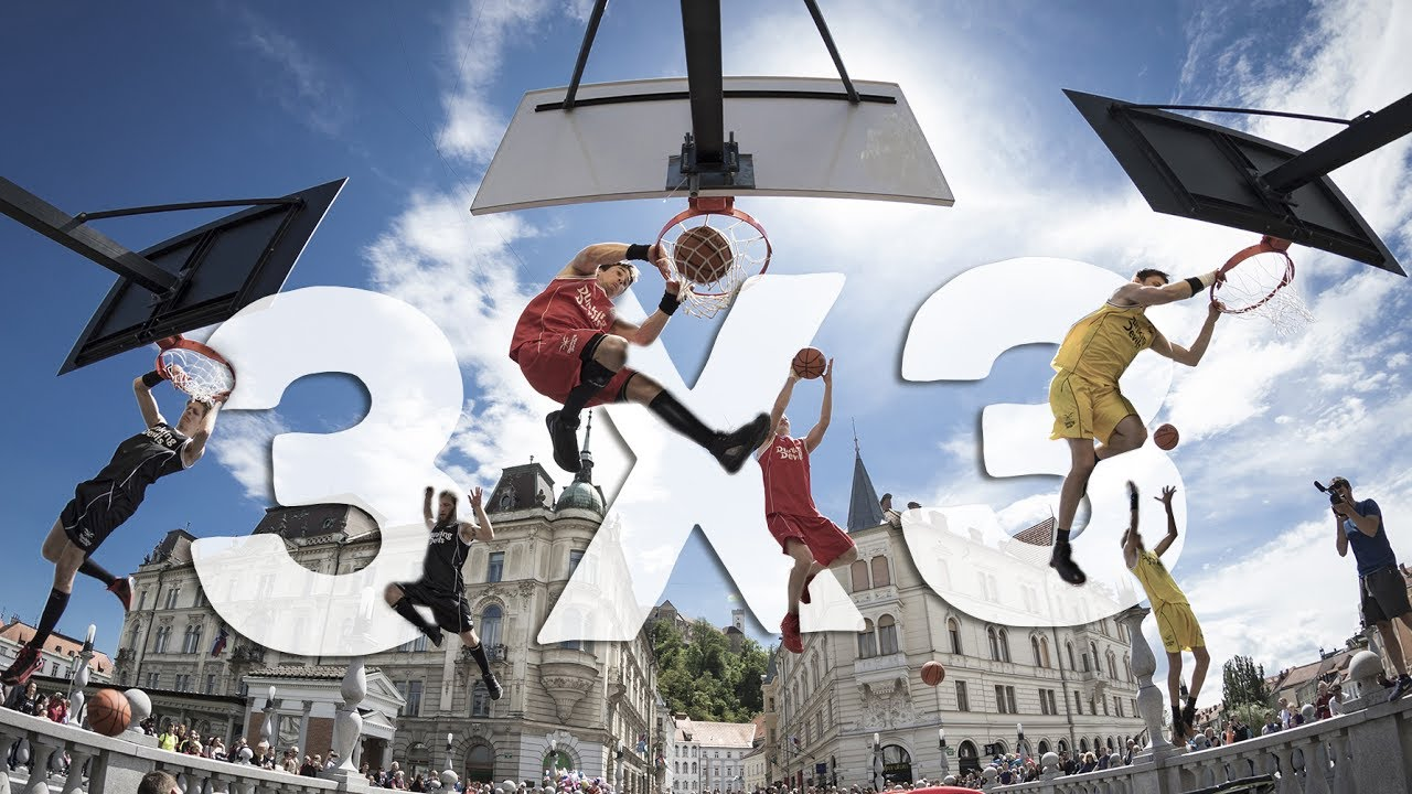 World Biggest In The Dunk: World's Largest Acrobatic Slam Dunk Show