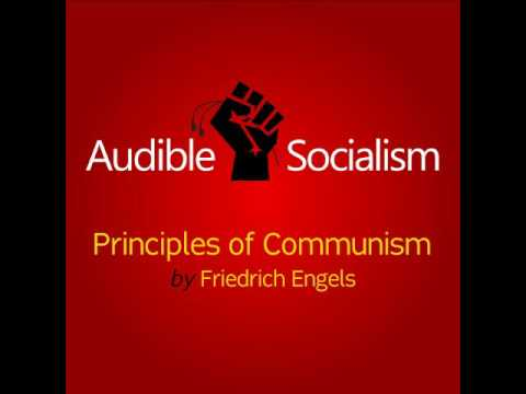 Principles of Communism by Friedrich Engels Audiobook | Audible Socialism [English]
