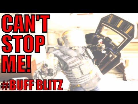 BLINDNESS Can't STOP ME! #Buff Blitz - Rainbow Six Siege Velvet Shell w/Serenity17