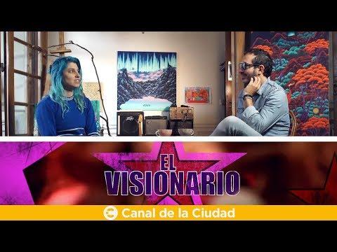"""<h3 class=""""list-group-item-title"""">Entrevista a Marina Fages y nos deleita con su música en El visionario</h3>"""