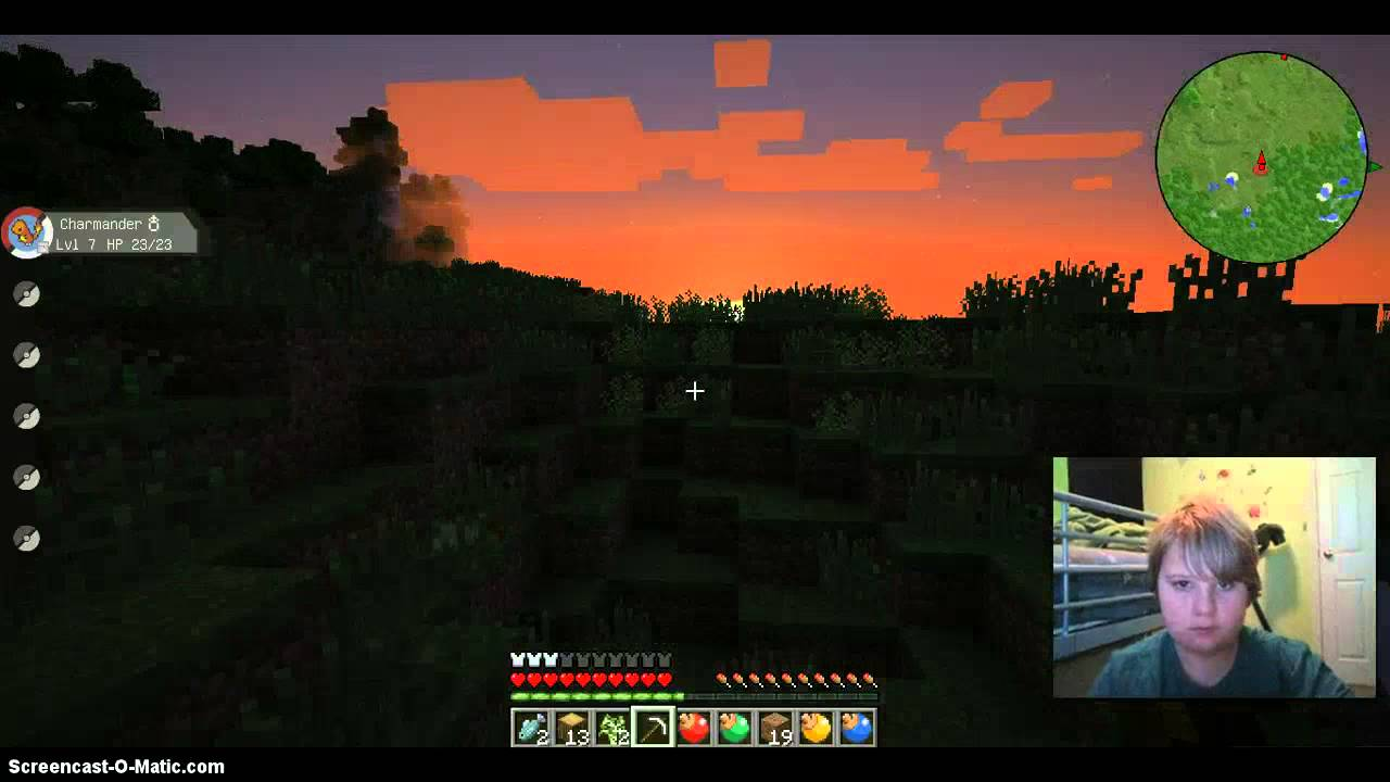 Minecraft: Pixelmon Adventures Ep 3 - Evolution Afoot