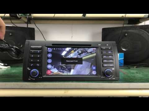 Joying BMW E39 Aftermarket Car Stereo Android 5.1.1 Ram 2GB Rom 32GB Head Unit DAB+