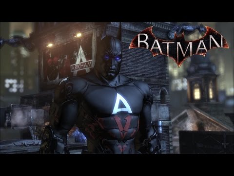 SKIN; Batman; Arkham City; Arkham Knight Styled Batman
